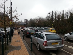 Berkhamsted Waitrose Car Park