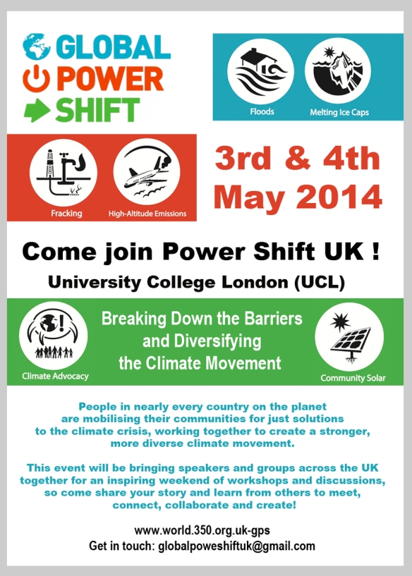 Global power shift flyer 2