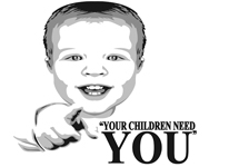 Your Children Need You